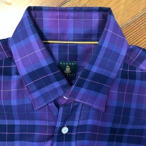 *MENS * Robert Talbott Estate Dress Shirt